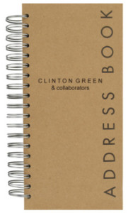 Clinton Green - Address Book